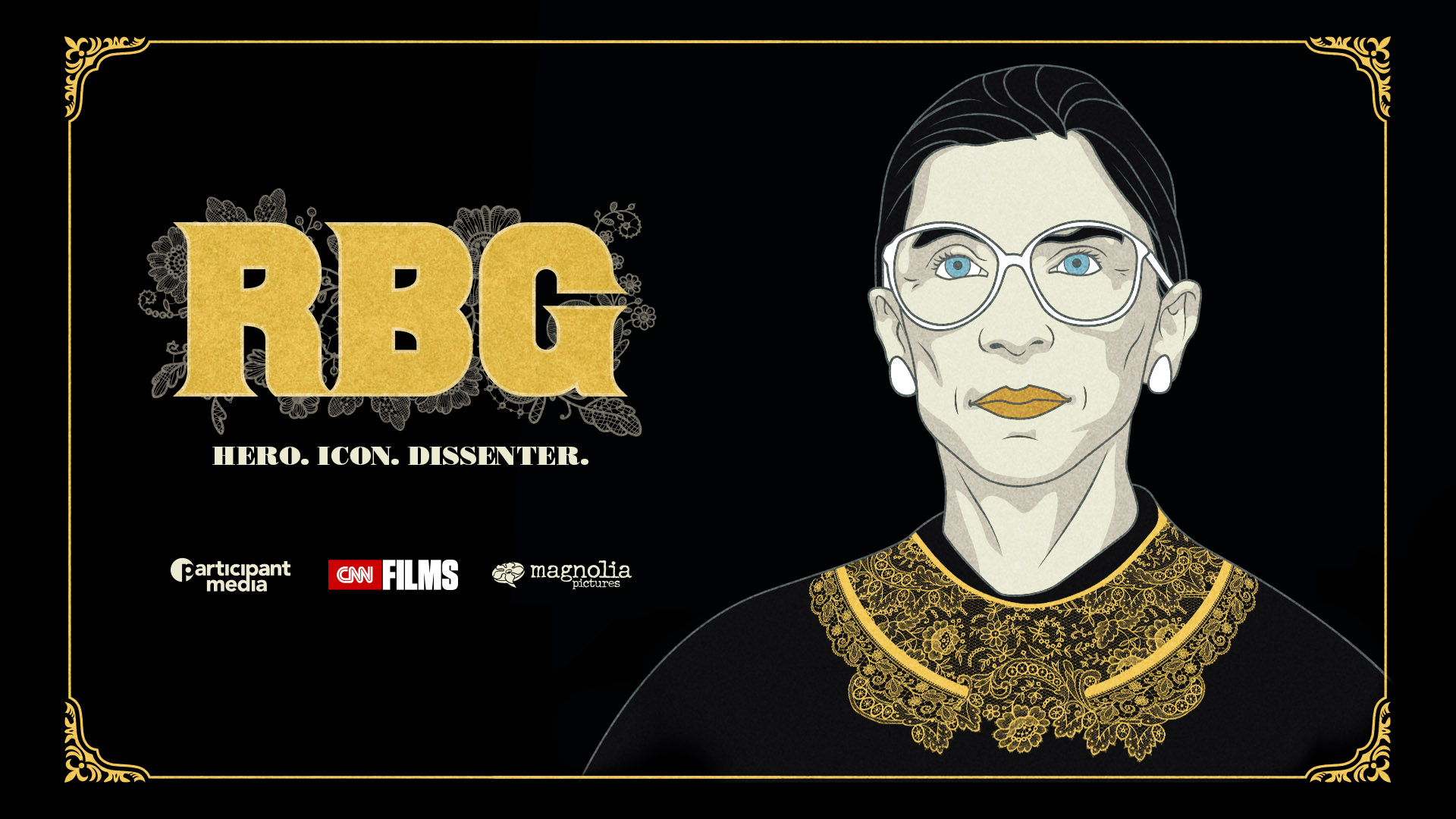 cnn films sets north american 'rbg' broadcast premiere for monday