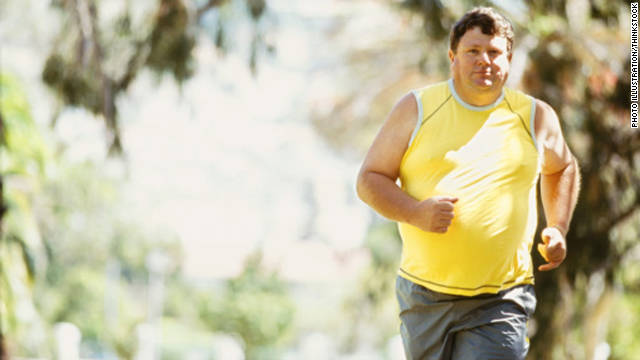 Are there healthy obese people?