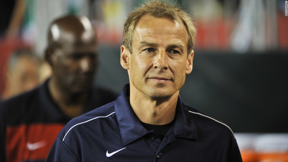 "United States soccer coach Jurgen Klinsmann has no problem with his players having sex during the forthcoming World Cup in Brazil. ""I think we have a group of guys together and an environment together that is very open, very casual,"" said the German. ""But once we go on the field for training and also for the games, we are very serious and down to business."""