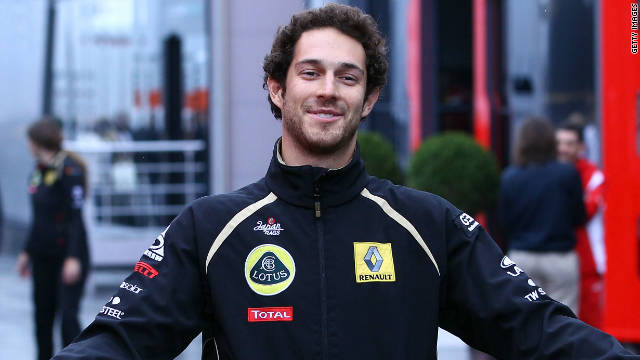 Bruno Senna is the nephew of Ayrton Senna, the three-time world champion who died in 1994.