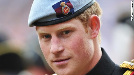prince Harry will be training in the U.S. as part of a military exercise for pilots of  Apache helicopters.