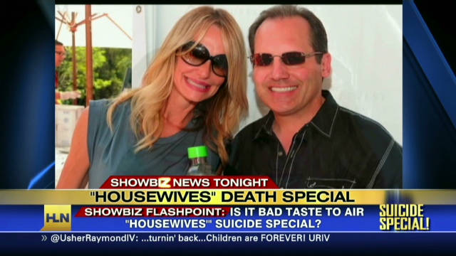 'Real Housewives' suicide special?