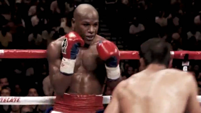 Floyd Mayweather's greatest 'hits'
