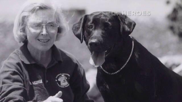 CNN Hero: Wilma Melville