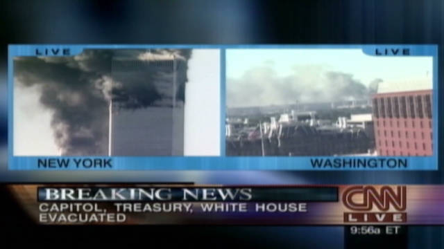911 south tower collapse pentagon hit_00042028