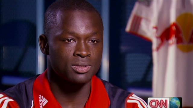 Goalkeeper saves memories of Senegal