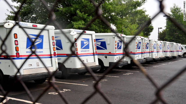 The U.S. Postal Service is considering scaling back services, including shifting to a 5-day delivery week.