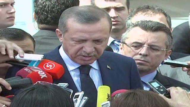 2011: Turkish PM speaks out on Israel