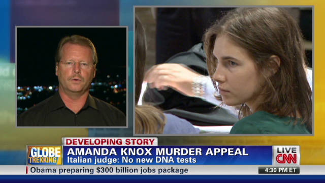 Amanda Knox's father discusses her appeal