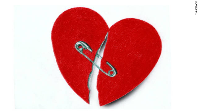 Heartache cure: Share misery with others
