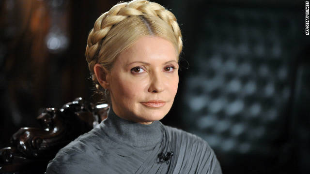 "Yulia Tymoshenko was found guilty in October 2011 of  ""abusing her office"" over a 2009 deal with Gazprom."