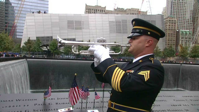 America remembers 9/11 a decade later