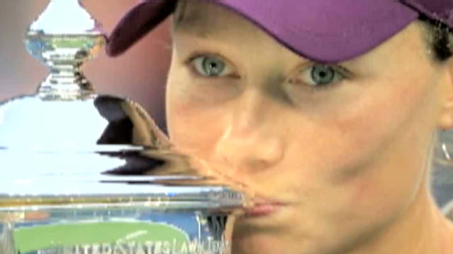 Samantha Stosur wins U.S. Open