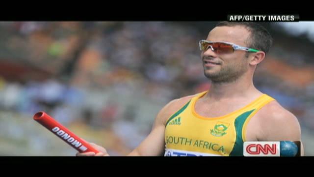 South Africa's 'Blade Runner'