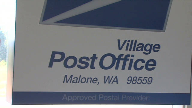 New 'village' post office