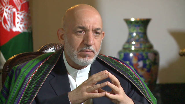 Karzai: 'Some Taliban want to help'