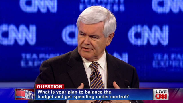 tea party debate gingrich crooks_00000618