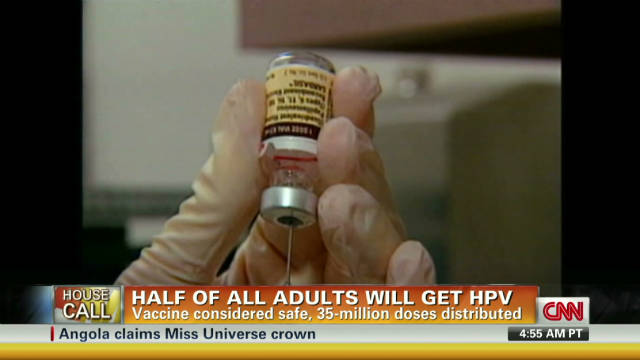 The science behind HPV vaccine