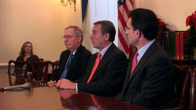 Mixed GOP reaction to Obama jobs bill