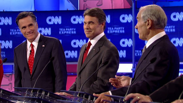 The best of the GOP debate zingers