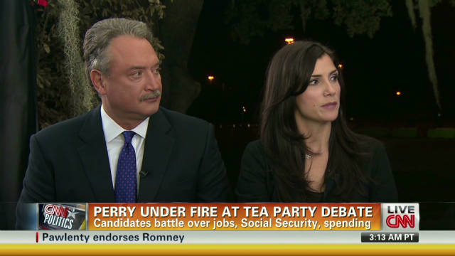 am tea party debate recap_00002001