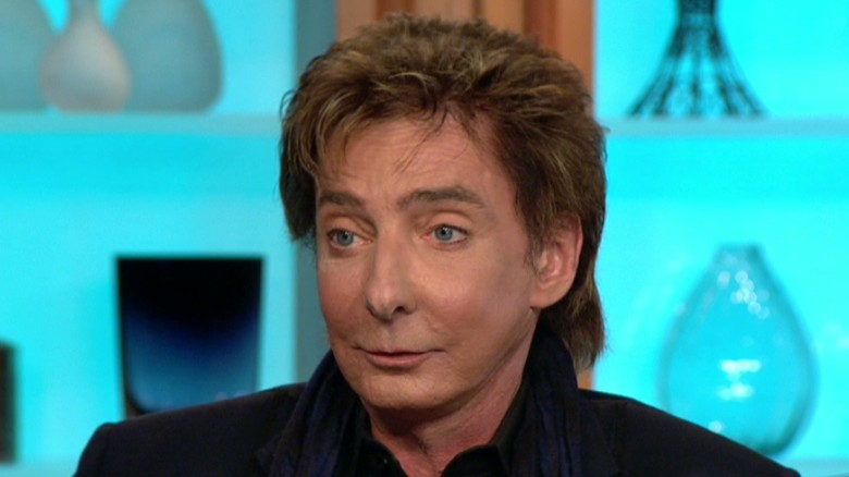 Manilow: I have chronic heart disease