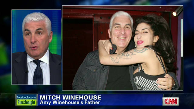 Winehouse's dad: 'I'd spank her bottom'