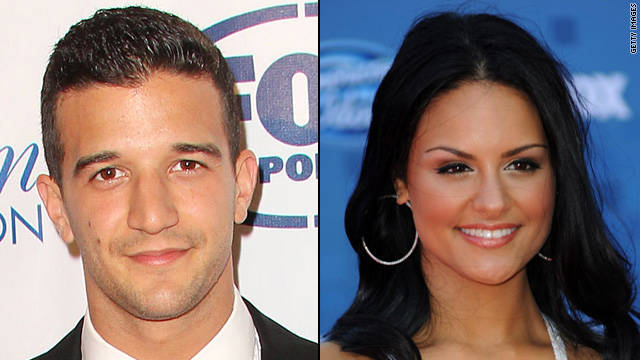 Mark Ballas and Pia Toscano, who started stepping out in April, reportedly  are over.