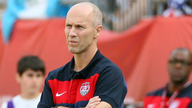Bob Bradley took over as U.S. coach in 2006 and led his team to the last 16 of the 2010 World Cup.