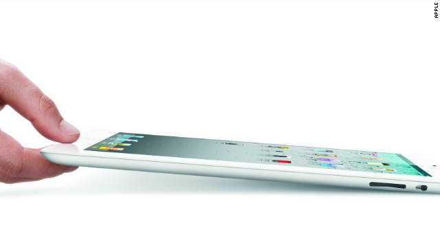 Apple announced the original iPad in January 2010.
