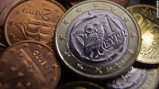 There are continuing concerns that Greece's economic woes could have a major impact on the euro.