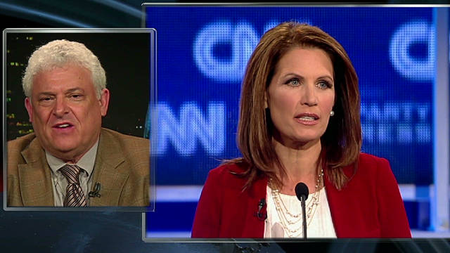 Ethicist to Bachmann: Prove HPV claim