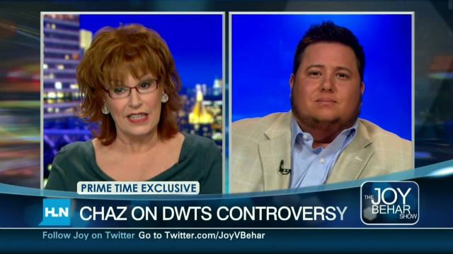 behar chaz bono on dwts controversy_00012110