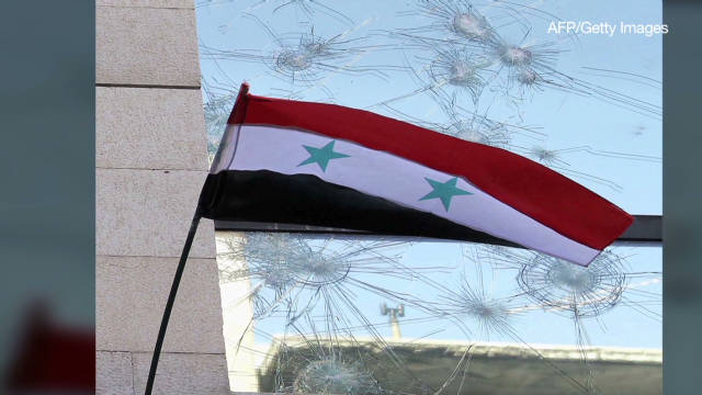 How the uprising in Syria began