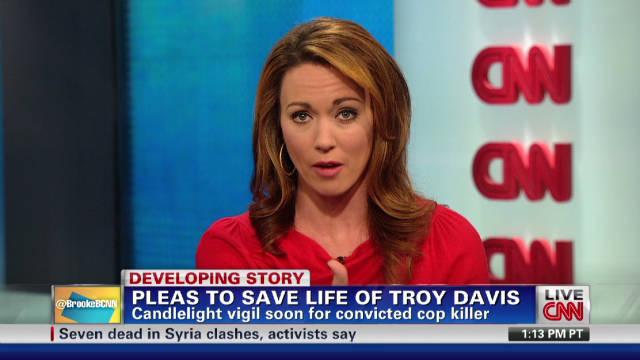 nr Troy Davis Execution_00000000