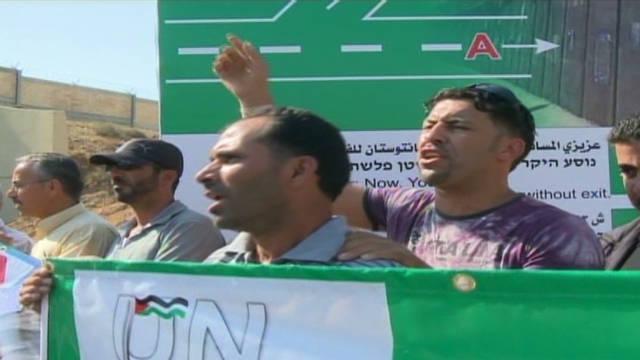 Palestinians seeking statehood this week