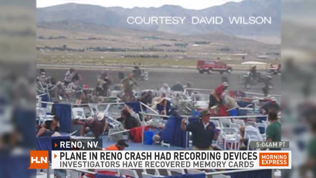 Injured Reno plane crash spectator talks