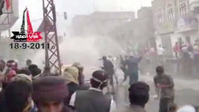Unrest takes deadly turn in Yemen