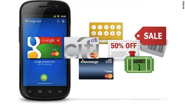 Google Wallet, Google's mobile-payment system, may become more widespread in 2012.