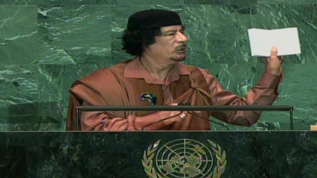 The UN's most memorable moments