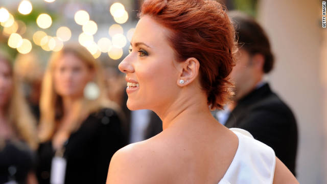 Actress Scarlett Johansson and other celebs allegedly have had nude photos stolen from their phones or computers by hackers.