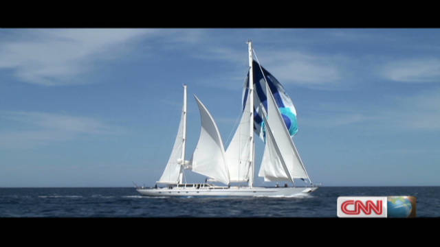 Designing super yachts