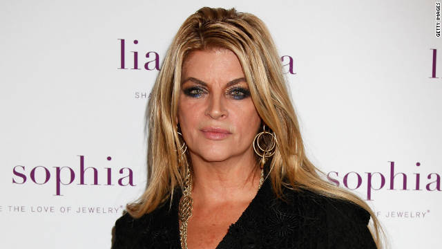 Kirstie Alley has been dancing her way across Europe with a mystery man.