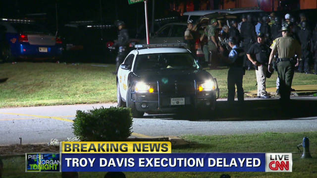 Davis case sparks death penalty debate