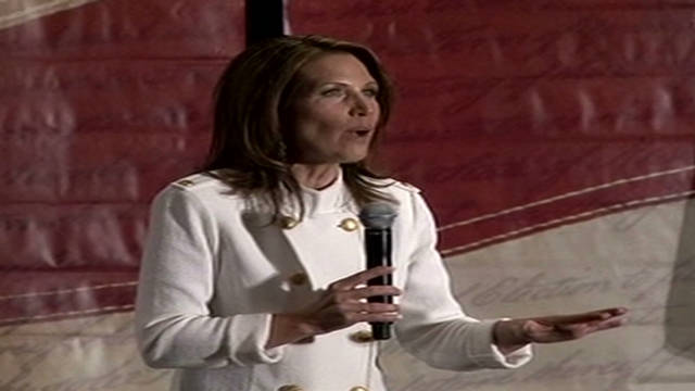 Bachmann: 2012 a 'window of opportunity'