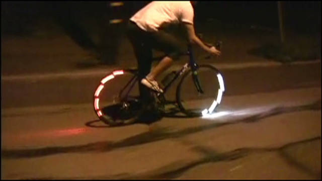 Revolights shed new light on road safety
