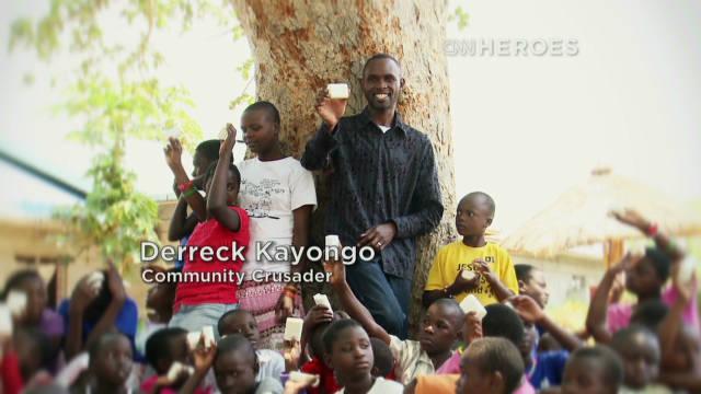 CNN Hero: Derreck Kayongo