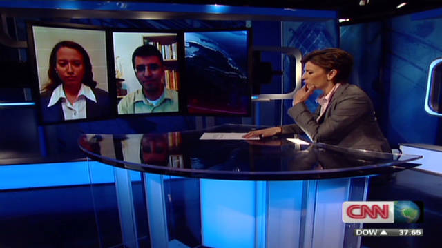 Israeli, Palestinian talk statehood