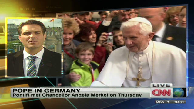 A papal homecoming for Benedict XVI