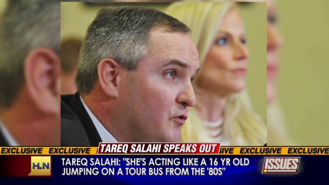 Tareq Salahi 'blindsided' by affair